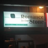 Romancing the Stone: Cartagena at night