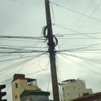 Fab photo(s) of the day: Electrical Wiring 101, Hanoi Edition