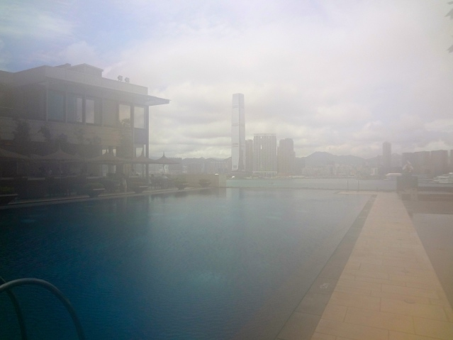 Four Seasons Hong Kong Pool  https://labtofab.wordpress.com/