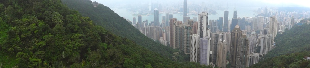 The Peak view 2 Hong Kong https://labtofab.wordpress.com/