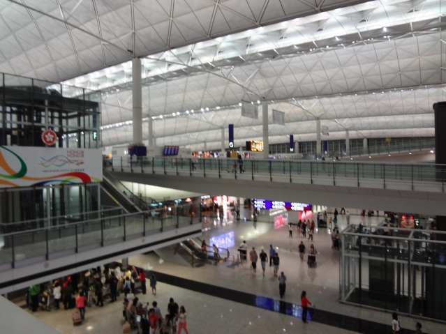 Hong Kong Airport  https://labtofab.wordpress.com/