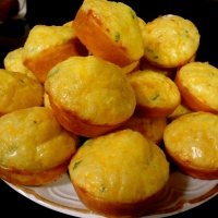 Recipe: Cheese Popovers