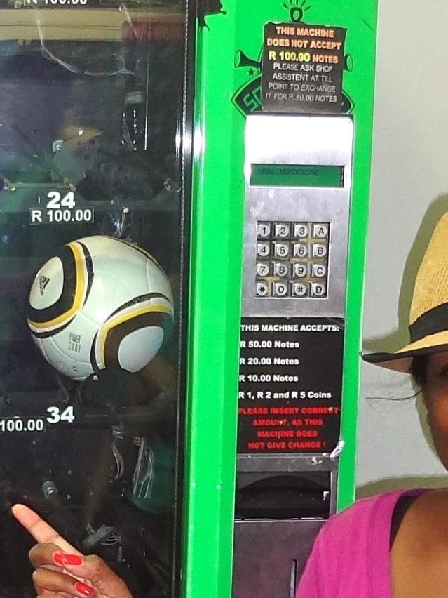 https://labtofab.wordpress.com/ world's first soccer ball vending machine