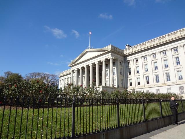 DC Treasury Building https://labtofab.wordpress.com/