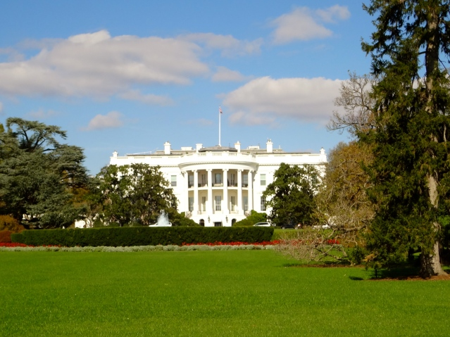 White House DC  https://labtofab.wordpress.com/