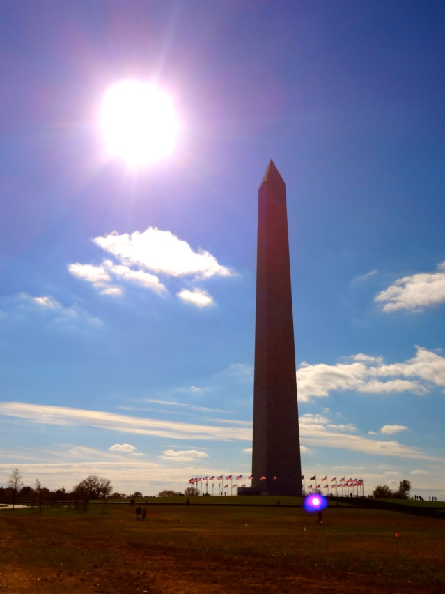 Washington Monument DC  https://labtofab.wordpress.com/