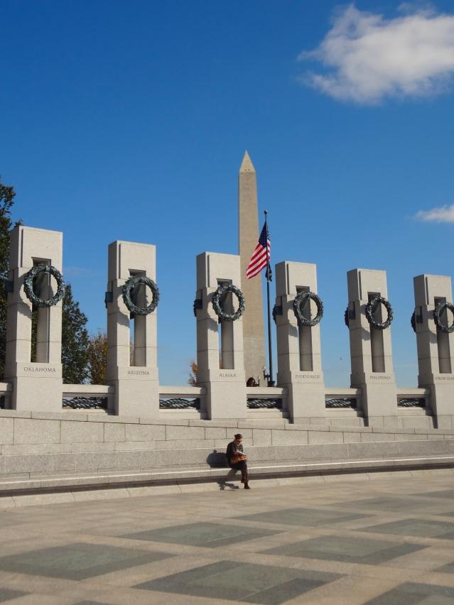 World War II Memorial https://labtofab.wordpress.com/