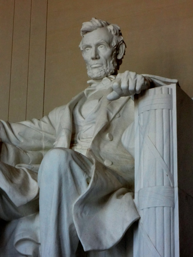 Lincoln Memorial https://labtofab.wordpress.com/