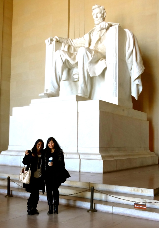 Lincoln Memorial https://labtofab.wordpress.com/