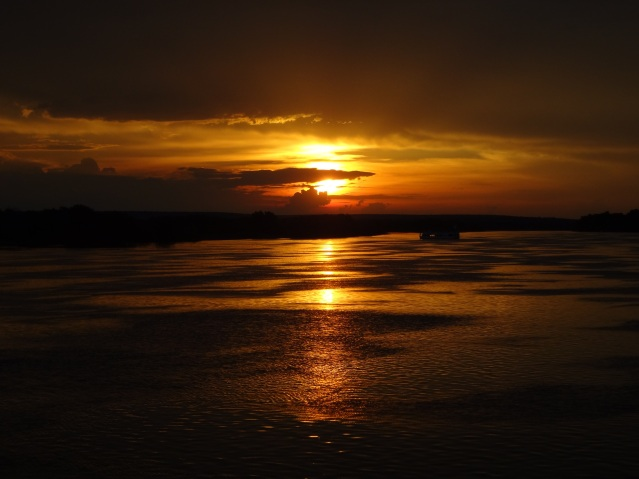 Sunset Zambia Zambezi https://kavi360.com/