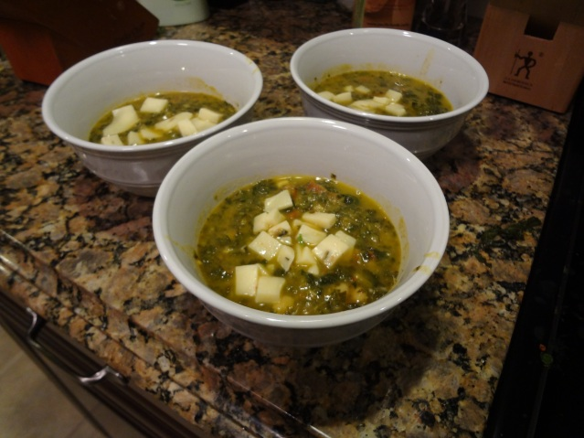 https://kavi360.com/ Hearty Kale Soup