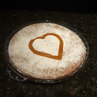 Recipe: Flourless Almond Cake (Tarta de Santiago)