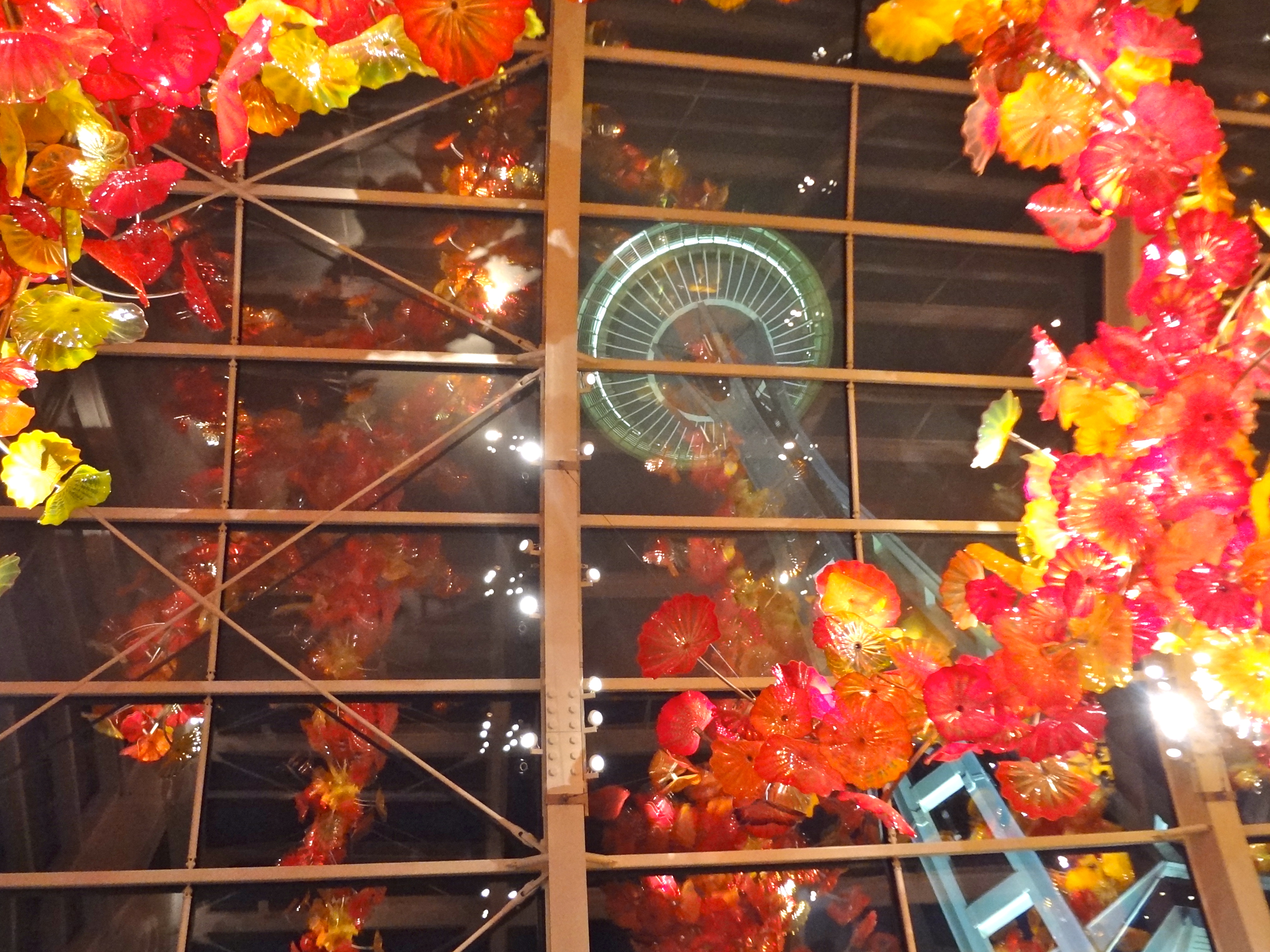 Chihuly Garden And Glass Kavi360